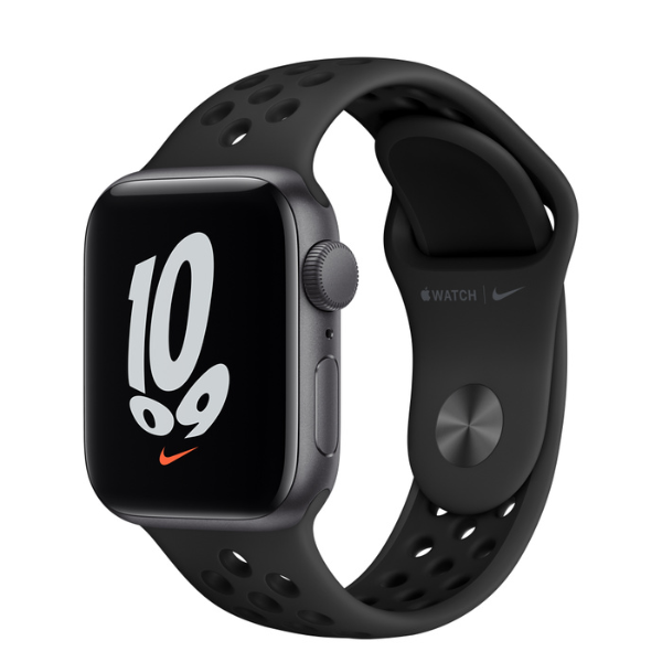 APPLE Watch Nike SE GPS 40mm Space Grey/Black Sport Band