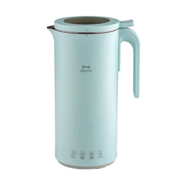 BRUNO 多功能熱湯豆漿機 BAK802-BGY/藍色
