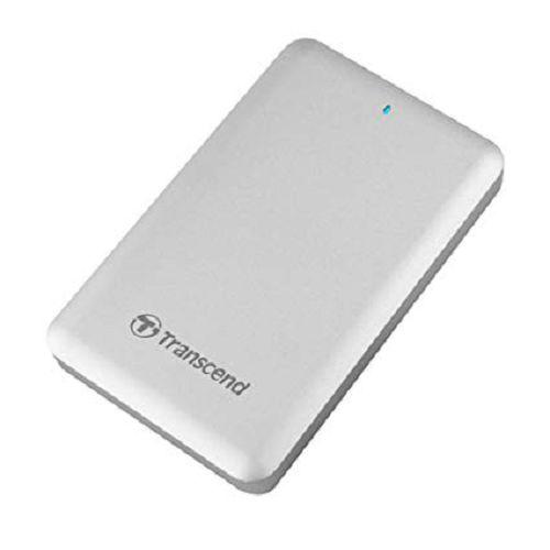 Transcend StoreJet SJM500行動固態硬盤 512GB Thunderbolt + USB3.0