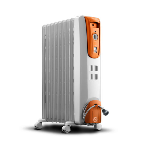 DELONGHI 2000W充油式電暖爐 KH770920.OR