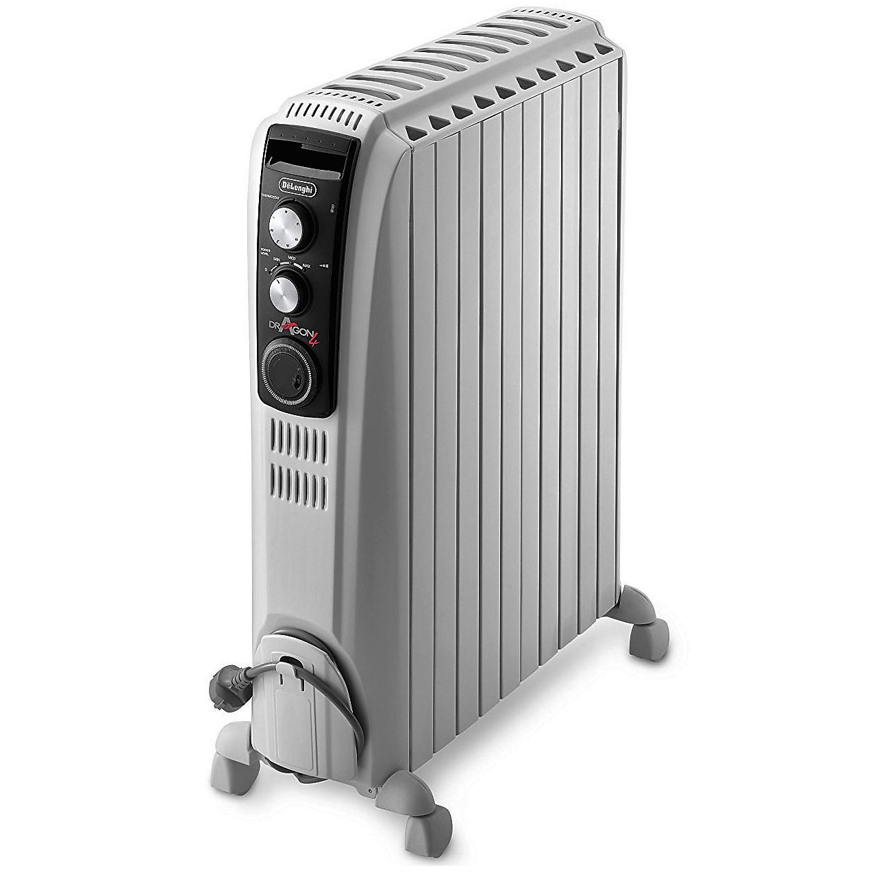 DELONGHI 2500W充油式電暖爐 TRD41025T