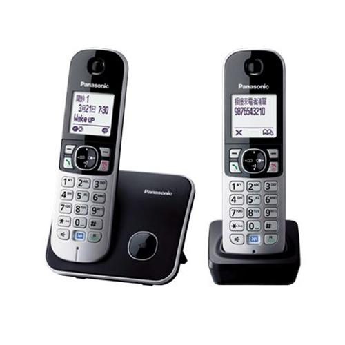 PANASONIC 數碼無線電話 KX-TG6812HKB黑